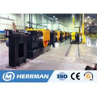Wholesale Wire Metal Drawing Machine , Contact Wire Drawing Plant For Cu-Sn Copper Magnesium from china suppliers