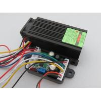 Wholesale 532nm 200mW AC/DC 12V Input Voltage Industrial Grade Green Beam Laser Module from china suppliers