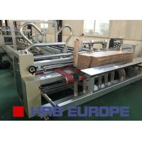 Wholesale HRB-2800S Siemens System Carton Folding And Gluing Machine For Carton Box from china suppliers