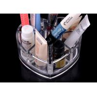 Wholesale 8 Compartments Clear Acrylic Display Stand Unique With Heart Shape from china suppliers