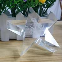 Wholesale Eco - Friendly Acrylic Shapes Craft Custom Gifts Blanks Design Plaque Award Souvenir from china suppliers