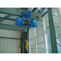 Wholesale High Quality CD / MD Type Electric Wire Rope Hoist for Overhead Crane from china suppliers