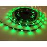 Durable Digital LED Flexible Strip Lights APA107 RGB Pixel Silicon / PVC Material for sale