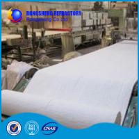 Buy cheap 7200 * 610 * 25mm Refractory Heat Insulation Ceramic Fiber Blanket Refractory Materials from Wholesalers