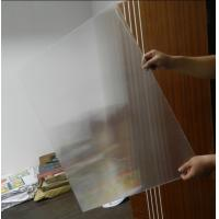 Wholesale Super transparent PS material lenticular board 120x240cm, 2mm lenticular sheet for 3d lenticular effect by injekt print from china suppliers
