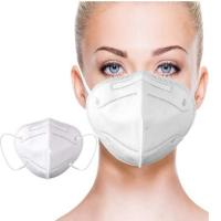 Wholesale KN95 Anti Dust Ear Loop Disposable Face Protector Non-Woven Fabrics Safety Protection from china suppliers