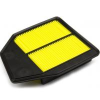 China 10.5 X 8.8 X 2 Inches Car Engine Filter 17220 R40 A00 With Yellow / White Paper on sale