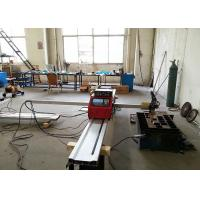 Wholesale Flame Torch Automated Plasma Cutting Machine , Height Controller Small Cnc Cutting Machine from china suppliers