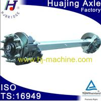 China 9T  Disc  brake axle on sale