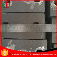 Wholesale Nickel Hard Cast White Iron Blocks EB10013 from china suppliers