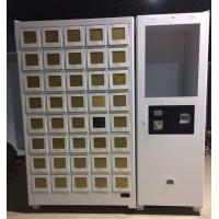 Wholesale Beer / Snacks / Beverage Vending Machine For Shopping Mall 24 Hour Sell from china suppliers
