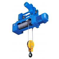Wholesale Quadruple Hook OEM Standard Headroom Trolley Electric Wire Hoist SH Type 1/2 Fall from china suppliers