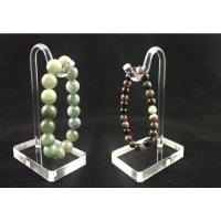Wholesale Transparent Custom Acrylic Jewelry Display Stand For Bracelet Hang from china suppliers