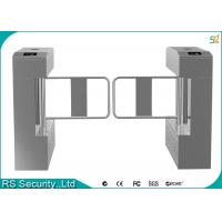 Wholesale Shopping Mall Supermarket Swing Gate Full Automatic Traffic Barrier Turnstile from china suppliers