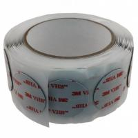 China 0.64MM Thickness Die Cut Adhesive Tape Custom Bonds Low Surface Energy Substrates for sale
