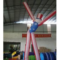 Wholesale 2 Legs Inflatable Advertising Products Air Dancing Man For Christmas from china suppliers