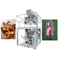 Wholesale Lamination Film Cashew Nut Packing Machine , 50 - 500g Automatic Bagging Machine from china suppliers