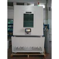 China Large Volume Vertical Temperature And Humidity Test Chamber In White Color on sale