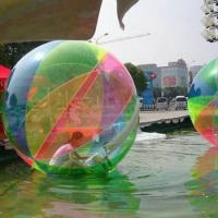 China Colorful Transparent Inflatable Walking Ball For Water Amusement Park on sale