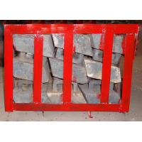 Wholesale Chromium Molybdenum Steel Concaves Of Ball Mill Lining Packed in Pallets from china suppliers