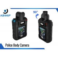 Quality 64GB Security Guard WIFI Body Camera , Body Worn Video Camera With Night Vision for sale