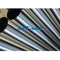 Wholesale TP321 / 321H ERW Stainless Steel Welded Tube For Sewage Engineering from china suppliers