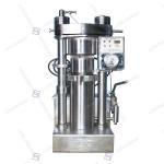 China Sesame Oil Hydraulic Oil Press Machine 4kg / Batch Capacity High Durability for sale