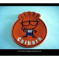 Wholesale Novelty Creative Food Safety Coffee Cup Cooling Silicone Coaster from china suppliers
