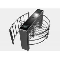 Wholesale Intelligent Automatic Turnstiles Systems Half Height Turnstile Gate from china suppliers