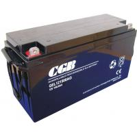 Wholesale GEL Rechargeable Lead Acid Maintenance Free Battery 12V 150AH from china suppliers