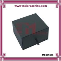 China simple plain slide out jewelry box jewelry gift boxes manufactory ME-DR009 on sale