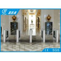 China Brushless Speed Gate Turnstile  Biometric Access Control on sale
