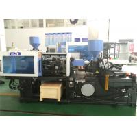 Double Colour Injection Moulding Machine , Rotary Pvc Sole Making Machine for sale