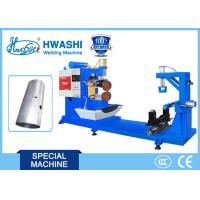 Wholesale HWASHI Stainless Steel Circular Resistance Seam Welding Machine for Oil Tank from china suppliers