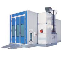 Wholesale Semi Down Draft Car Spray Baking Paint Booth (SSB90) from china suppliers