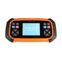 Buy cheap OBDSTAR X300 PRO3 Car Key Programmer Key Master with Immobiliser + Odometer Adjustment +EEPROM/PIC+OBDII Update Online from wholesalers