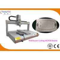 Wholesale 40000 rpm Spindle Desktop PCB Router Machine 650mm X 450mm Working Area from china suppliers