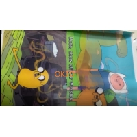 Wholesale Soft lenticular materials TPU printing 0.36mm for changing flip lenticular print  fabric clothes from china suppliers