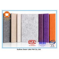 Wholesale Needle Punched Soundproof Acoustic Panels Nonwoven Polyester Acoustic from china suppliers