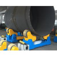 Wholesale Self Aligned Welding Rotator 20 Ton Driving Capacity Pipe Roller Industry Use from china suppliers