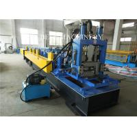 Wholesale Fast Changable C Z U Purlin Roll Forming Machine for Roofing Truss Any Size from china suppliers