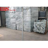 Wholesale Floor Support Steel Shoring Posts Temporary Props Construction Long Life Span from china suppliers