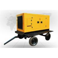 Wholesale Hermetic 460 KW Trailer Mounted Diesel Generator 5015 X 2410 X 3560 Rain Proof from china suppliers