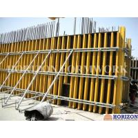 Wholesale Professional Custom Concrete Column Formwork With H20 Wooden Beam And Steel Walers from china suppliers
