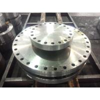 Wholesale P285NH P285QH  Hot Rolled Forged Carbon Steel Flange Finish Machine PED Certificate from china suppliers