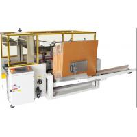Wholesale Semi Automated Packaging Machine Facial Tissue Carton Box Sealing Machine from china suppliers
