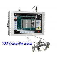 Wholesale Digital TOFD Ultrasonic Flaw Detector Negative square wave pulse adjustable TOFD400 from china suppliers