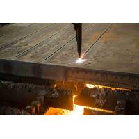 Wholesale High Precision Laser Cutting Steel Plate For Metal Cutting Machine Parts from china suppliers