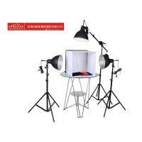 Wholesale Portable tent 220V Studio Lighting Kits  with Cross bar stand , E27 Daylight bulb from china suppliers