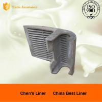 Wholesale 42CrMo4 Mineral Processing / Cement Mill Liners With Heat Treatment from china suppliers
